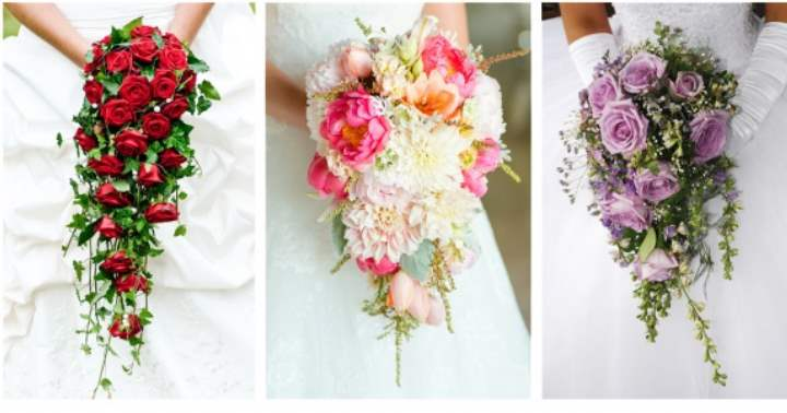 3 букета невесты