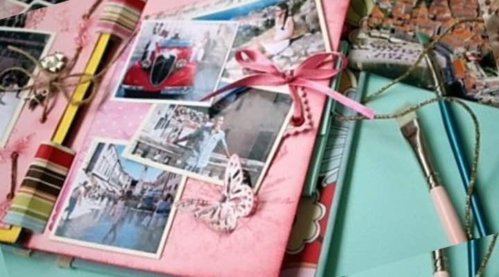 Альбом для фото для девочки