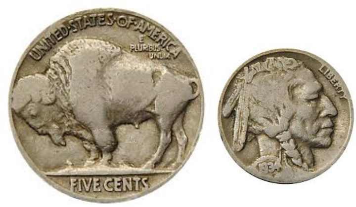 Монета США